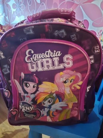 Sprzedam plecak wyprofilowany MLP Equestria Girls