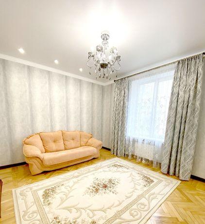 Двухкомнатная квартира с ремонтом+мебель/ от собственника