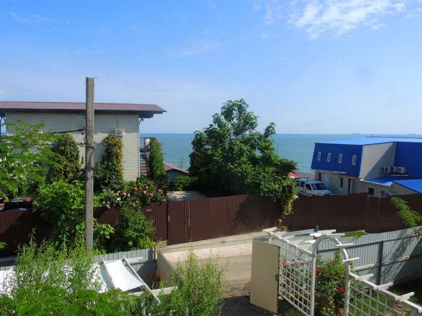 Комнаты со всеми удобствам, с видом на море. Гостевой дом на берегу