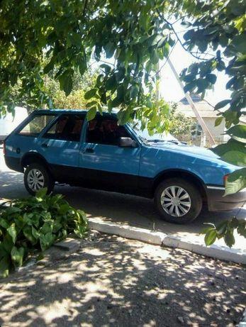 Супер   Форд  эскорт 1986