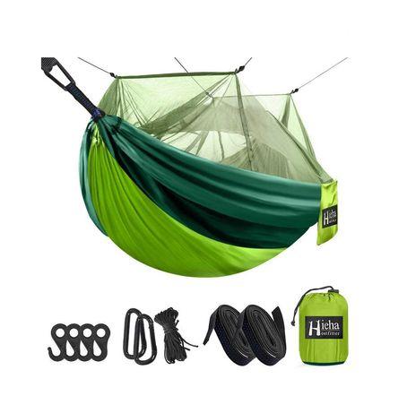 Туристический гамак с москитной сеткой. Палатка. кемпинг