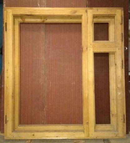 продам новые деревянные двойные оконные блоки