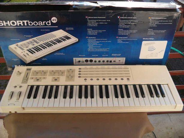 E-mu Shortboard 49 klawiatura sterująca nowa nie używana sprawna