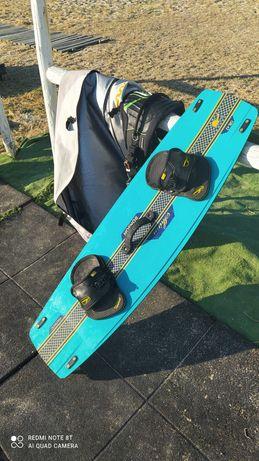 Prancha kitesurf shinn ronson patrol