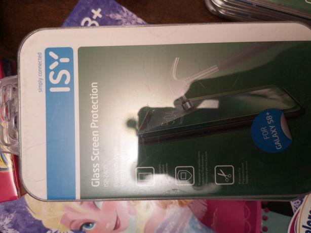 Szkło ISY Samsung Galaxy S8+ S8Plus