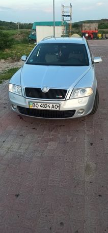 Шкода А5 RS 2008 рік