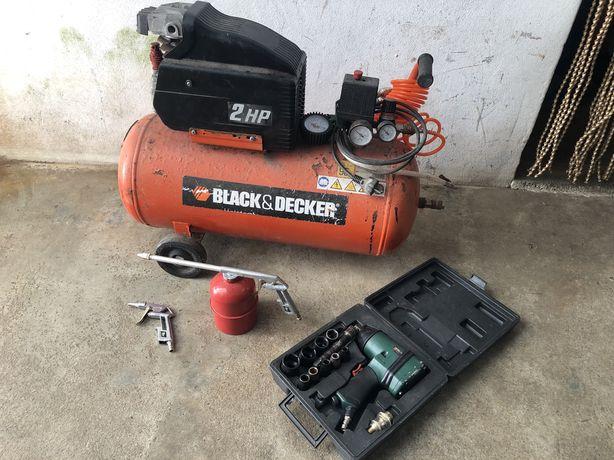 Compressor e acessorios