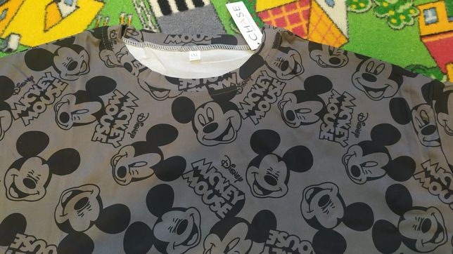 NOWA Bluzka/tunika/t-shirt Mickey Mouse rozm. 4XL