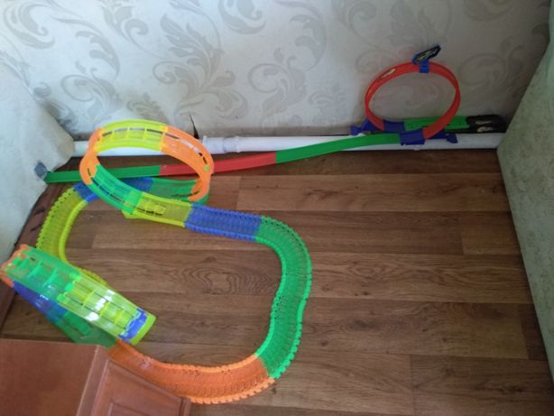 Продам детскую трассу для гонок
