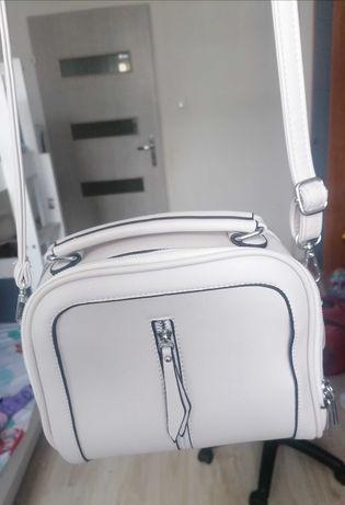 Śliczna nowa torebka-kuferek