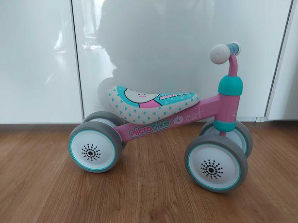 Micro bike Milly Mally cat nowy jeździk