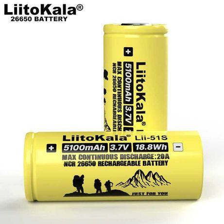 Akumulator LiitoKala 26650