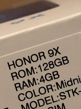 Iphone 7 + honor 9x