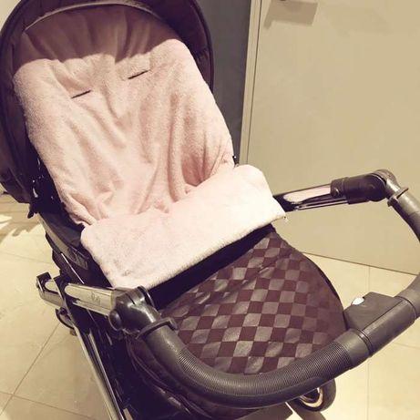 Capa inverno para carrinho de bebe
