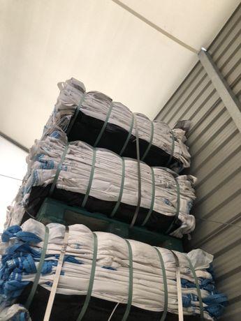 Big-bag bigbagi bigbegi na zboze zyto owies 350 kg 400 kg 500 kg