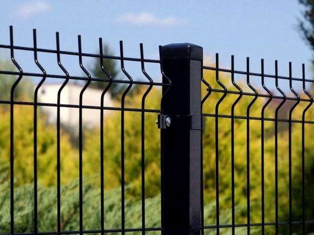Panele ogrodzeniowe, Słupki do paneli 60x40, Akcesoria, Produkcja