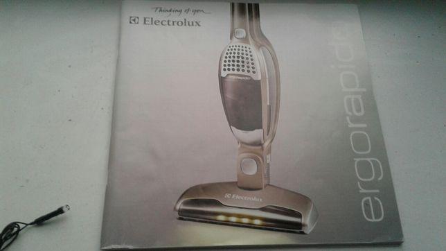 Пылесос Electrolux на аккумуляторе