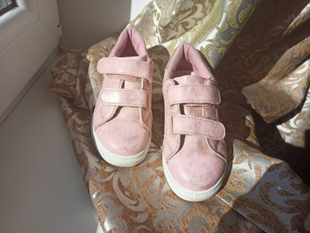 Детские кроссовки  kimbo-o (солнце)для девочек