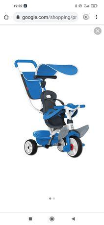 triciclo baby balade 2 smoby