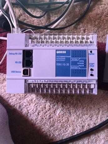 Програмируемый логический контролер, Овен 110 -30