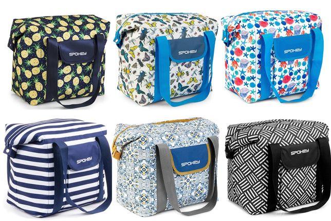 Пляжная сумка, термосумка, сумка-холодильник Spokey San Remo