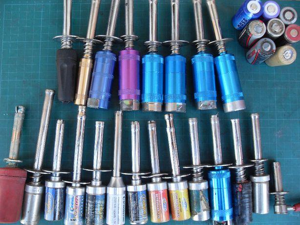 Grzałki Modelarske Żarniki Klipsy NITRO Modele RC Spalinowe