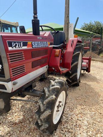 Tractor Usado Shibaura P21FD