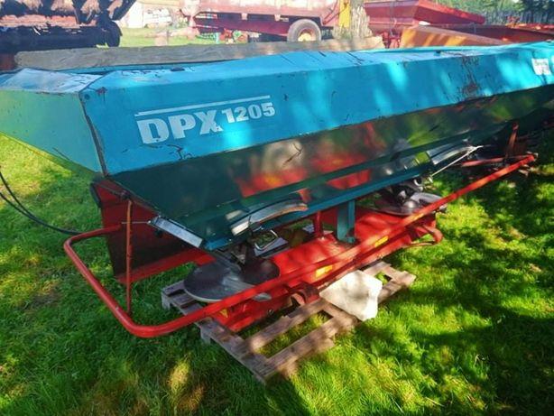 Rozsiewacz nawozów sulky dpx 1200 lelly 2 tony