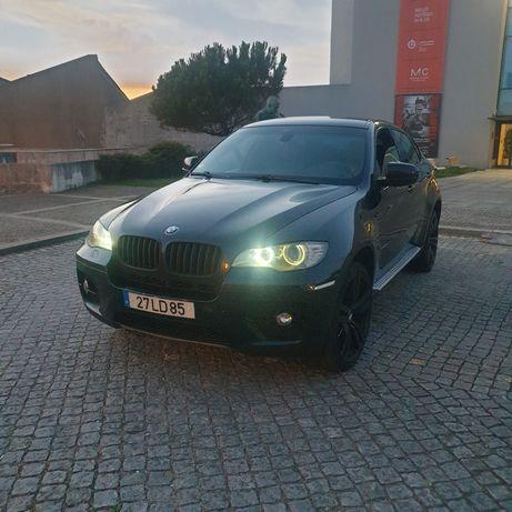 BMW x6 40 xdrive vendo ou troco