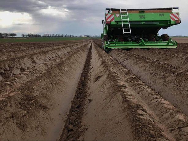 AVR Ceres 450 - precyzyjne sadzenie ziemniaków