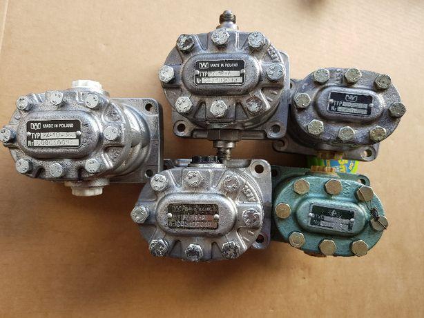 Pompy hydrauliczne PZ2, PZ16, PZ18