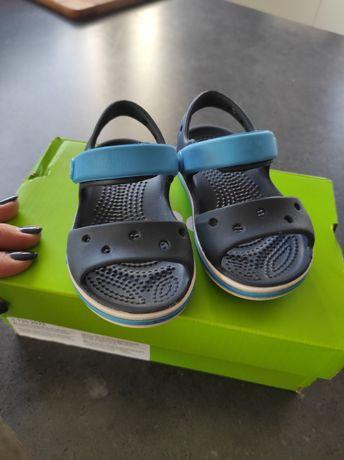Sandały crocsy rozmiar 21