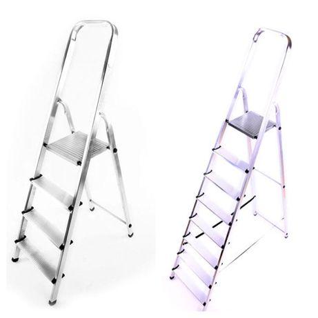 Лестница алюминиевая драбина алюмінієва 3.4.5.7.8 стремянка РІЗНІ