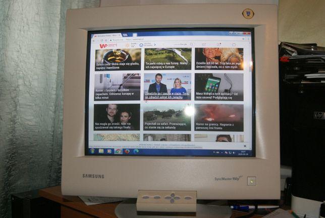 Monitor 19 cali Samsung SyncMaster 950p Plus/ BNC Connectors (złącze)