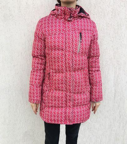 Женская зимняя куртка. холлофайбер. размер 46. киев