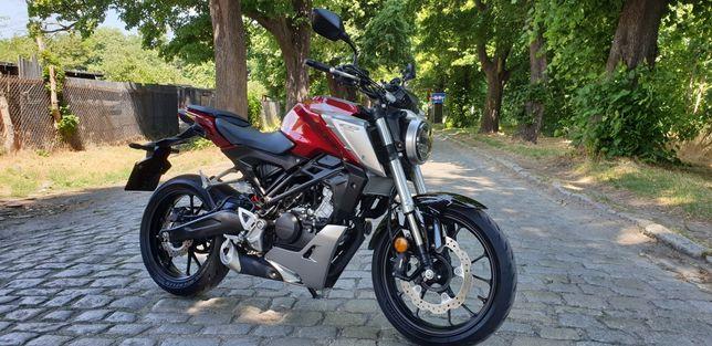 Honda CB125R Neo