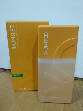 B.United colors of Benrtton Deodorant spray 150ml
