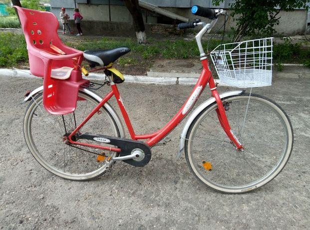 Продам Женский велосипед Bianchi