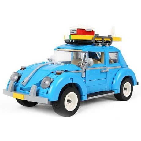 VW Beetle - Tipo Lego