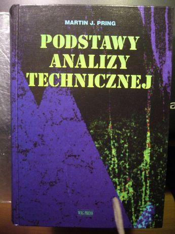 """""""Podstawy analizy technicznej"""" - Martin J. Pring"""