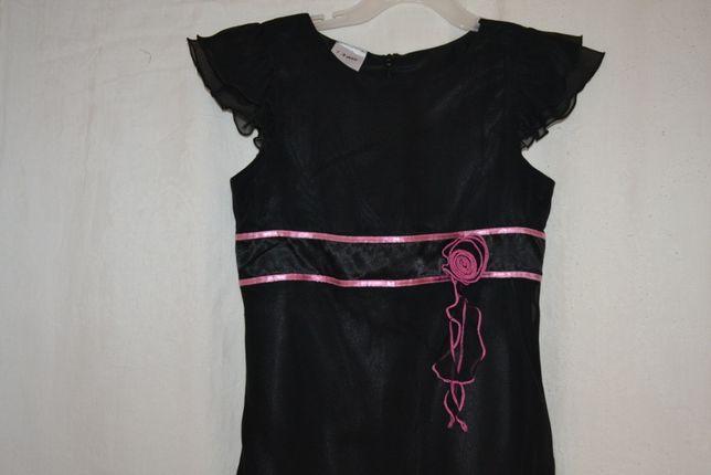 Нарядное платье ТМ LADYBIRD на 7-8 лет