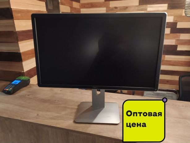 """Монитор 24"""" ЖК Dell 2414hb/Full HD/IPS+LED/1920*1080/usb/Гарантия/ОПТ+"""