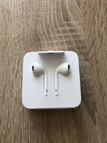 Nowe Oryginalne Słuchawki Apple EarPods ze złączem lightning
