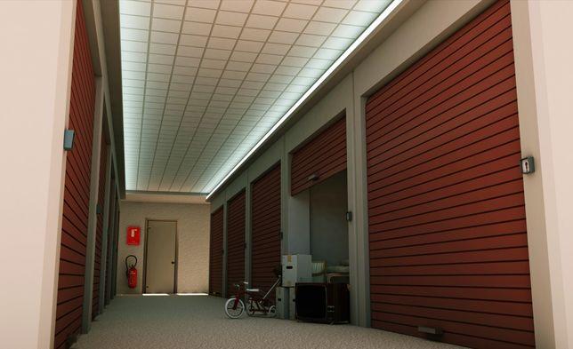 Garagem ARMAZÉM,Pinhal novo,setubal cruz pau arrecadação self storage