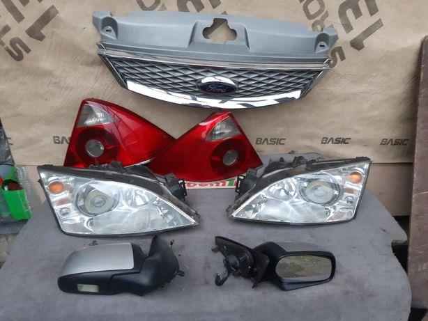 Фари Ford Мк 3 Mondeo XENON Форд Мондео Зеркала складні
