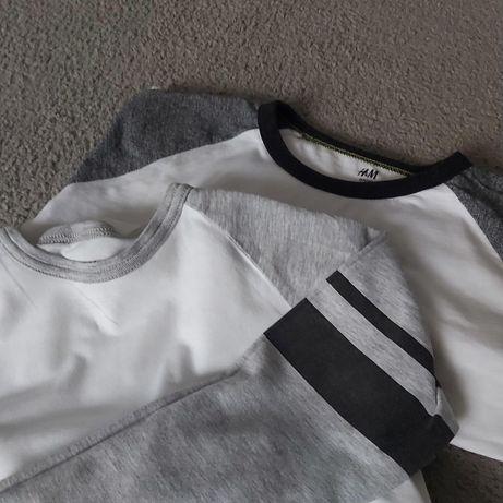 bluzy chłopięce H&M 134/140