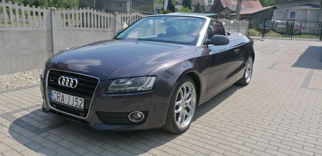 Audi A5 Cabrio 300km