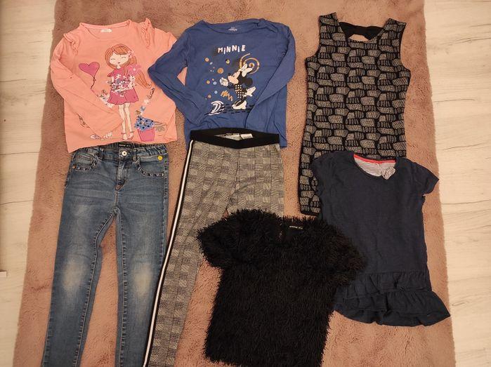 Zestaw ubranek dla dziewczynki rozmiar 128 Orzełek - image 1