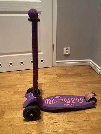 Hulajnoga micro maxi
