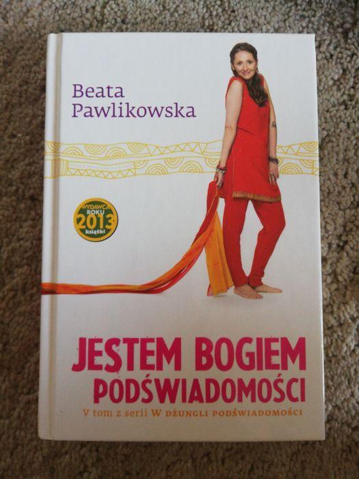 Książka Jestem Bogiem podświadomości. B. Pawlikowska Wrocław - image 1